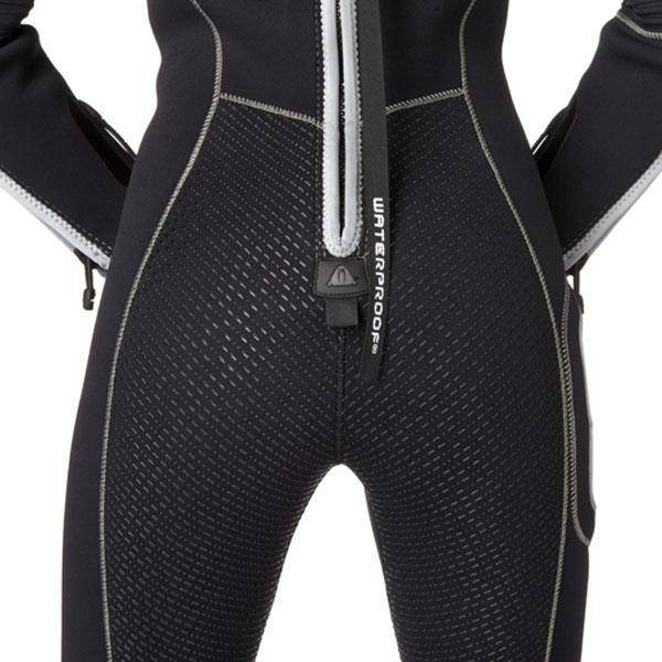 Дамски неопренов водолазен костюм W4 Lady 7 мм - Waterproof