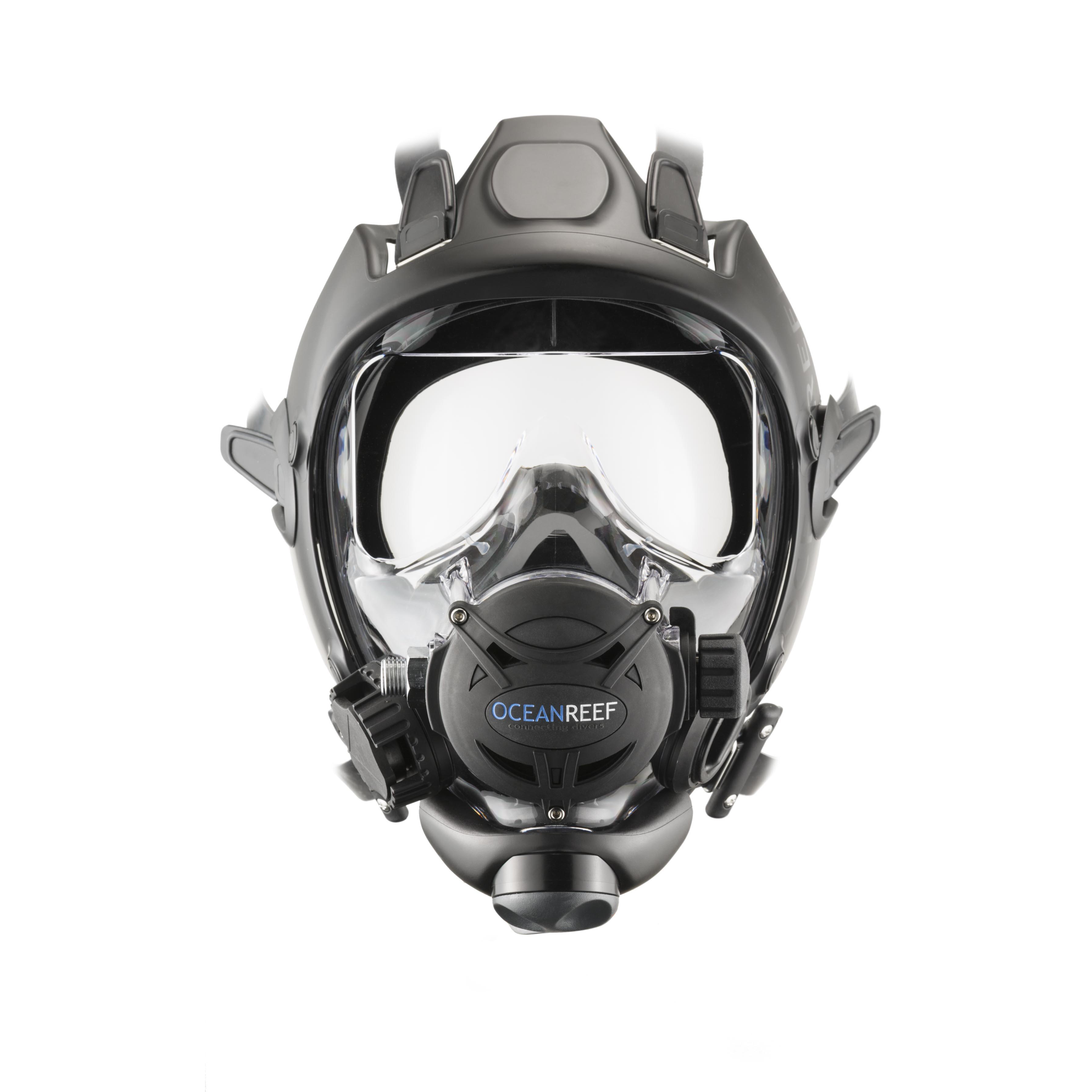 Целолицева водолазна маска SPACE EXTENDER – Ocean Reef