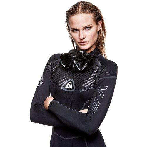 Дамски неопренов водолазен костюм NEO SKIN Woman 1 мм - Waterproof
