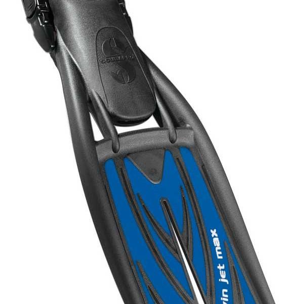 Водолазни плавници TWIN JET MAX Blue - Scubapro