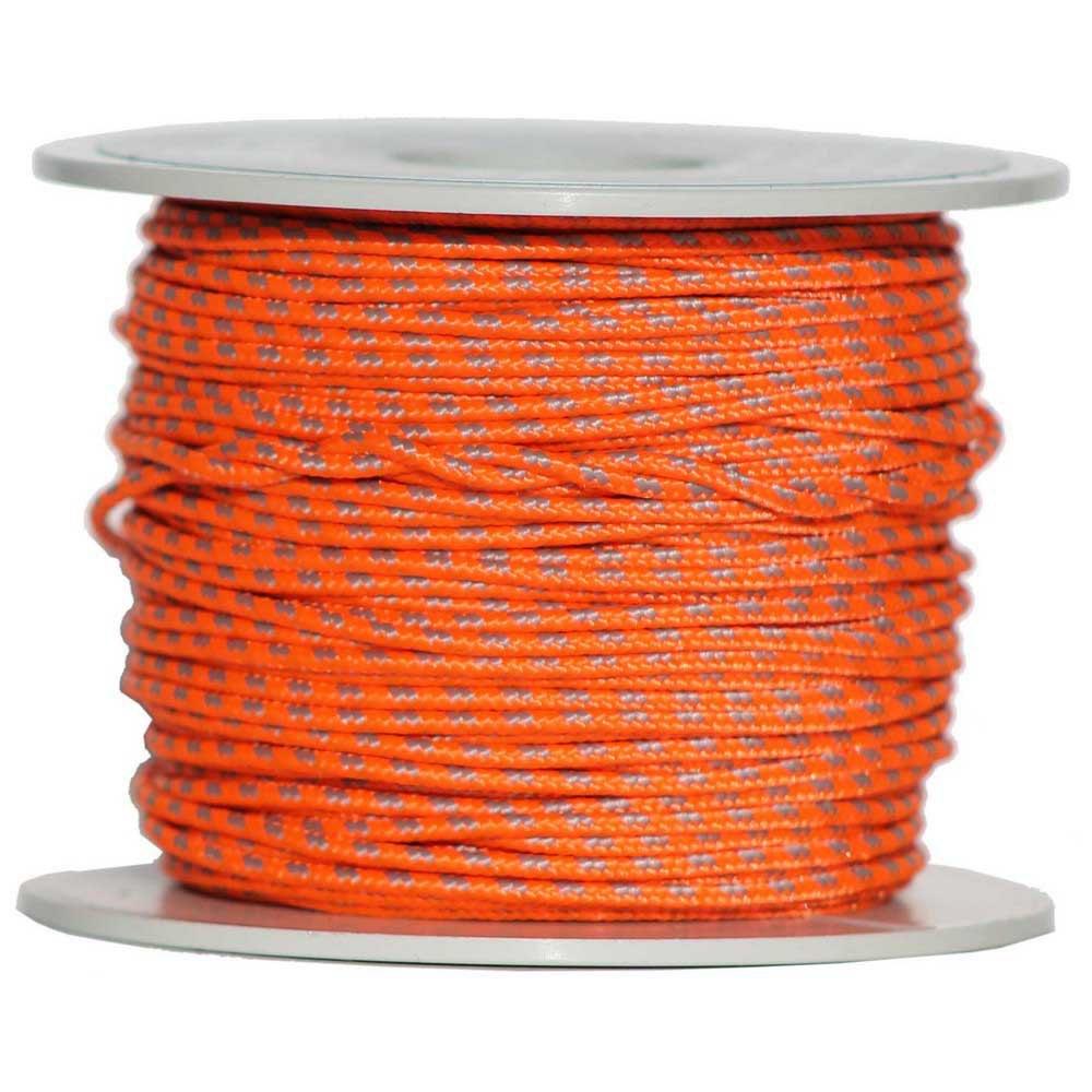 Високoустойчивa линия за тетива на ластици Dyneema® Orange 2 мм / 240 кг – Sigalsub