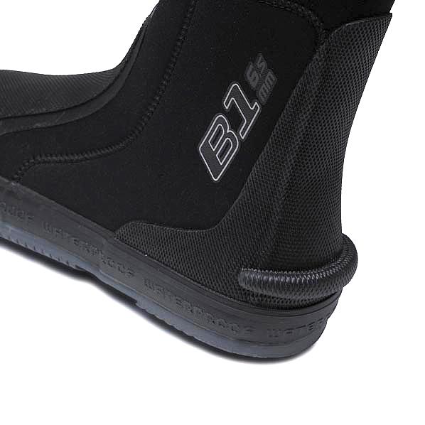 Водолазни полусухи боти B1 6,5 мм - Waterproof