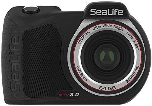 Перманентно капсулована подводна фото-видео камера MICRO 3.0 - SeaLife
