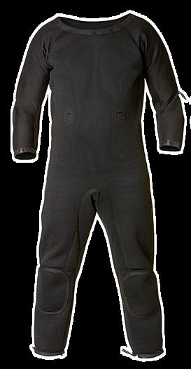 Термобельо за сух водолазен костюм LIGHT DUTY 3D MESH - Waterproof