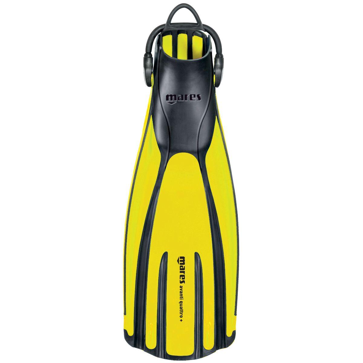 Водолазни плавници AVANTI QUATTRO PLUS Yellow - Mares