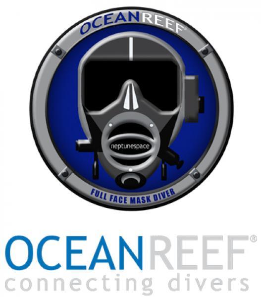 Подводна комуникационна система GSM G.Divers - Ocean Reef