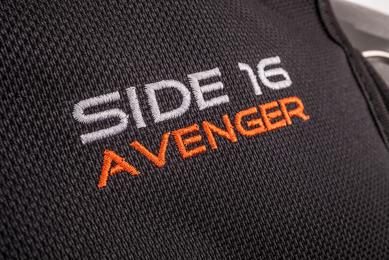 Водолазен баластен компенсатор за Sidemount SIDE 16 AVENGER - Tecline