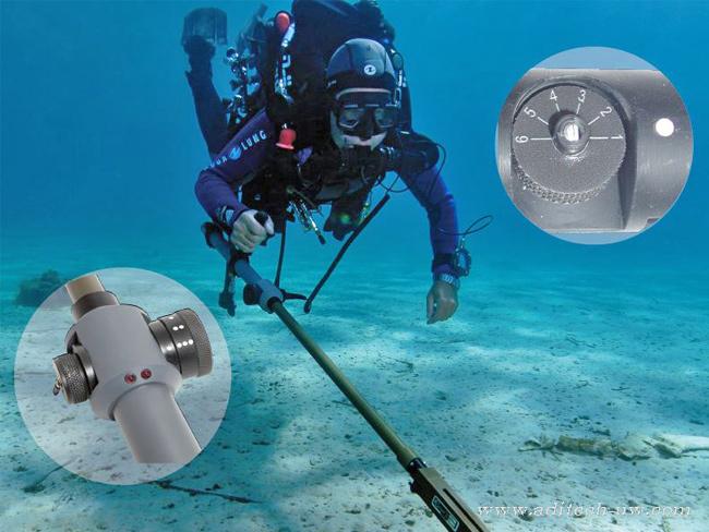 Подводен металотърсач UWEX 725K - Ebinger