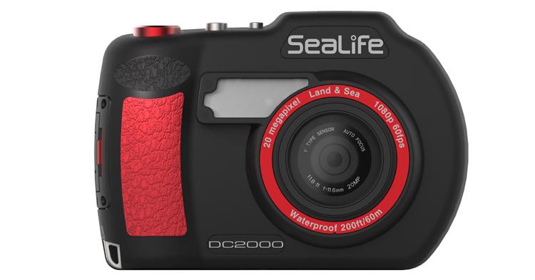Комплект подводна фото-видео камера и осветление DC2000 WIFI PRO 2500 – SeaLife