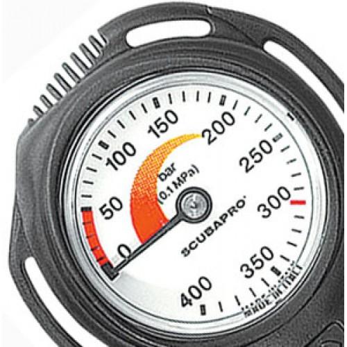 Водолазен манометър COMPACT PRESSURE GAUGE 400 бара - Scubapro