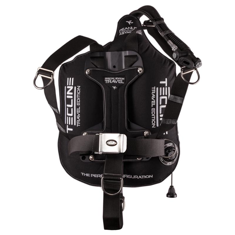 Баластен компенсатор PEANUT 21 Ultra Light Travel / предназначен за пътуване - Tecline