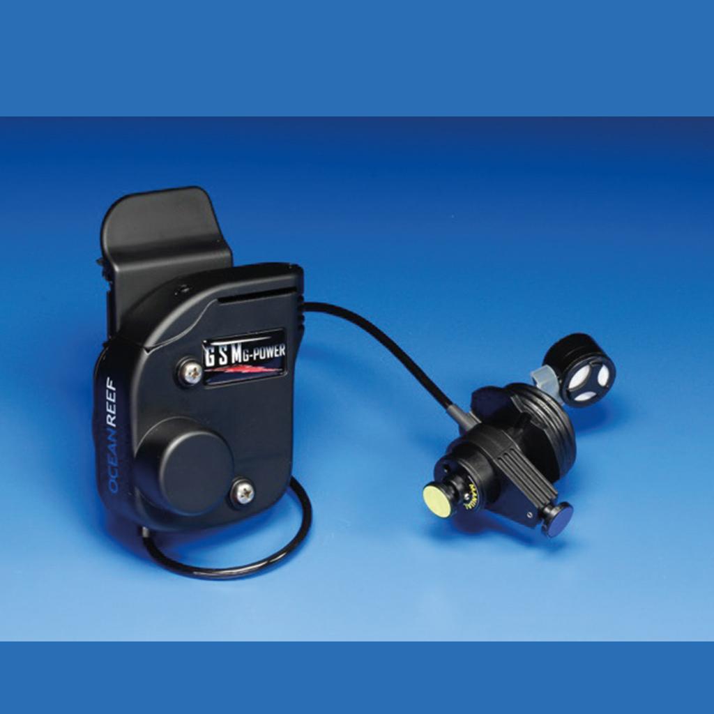 Безжична професионална подводна комуникационна система за водолази GSM G-Power - Ocean Reef