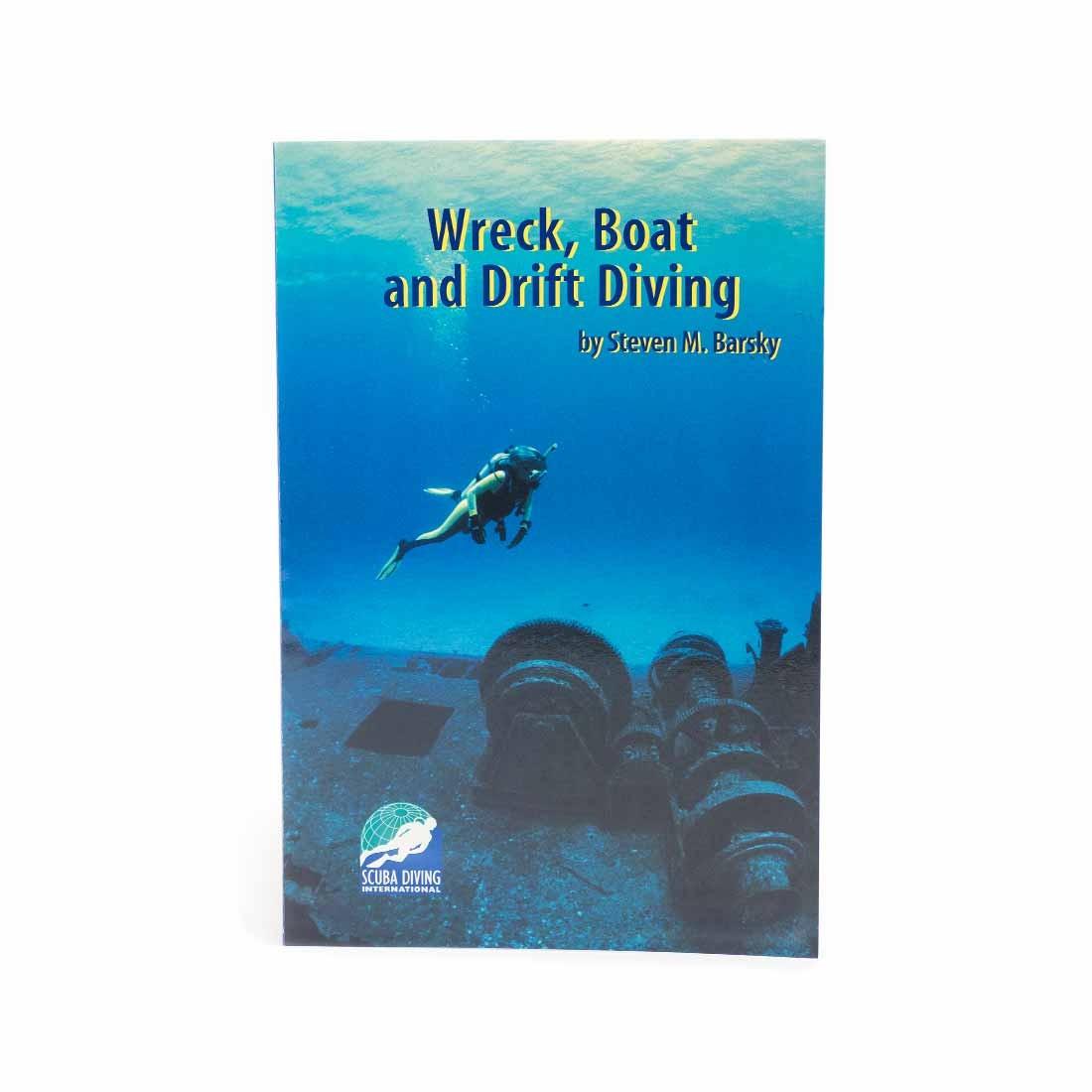 SDI Wreck, Boat and Drift Diving / English - учебник на английски език