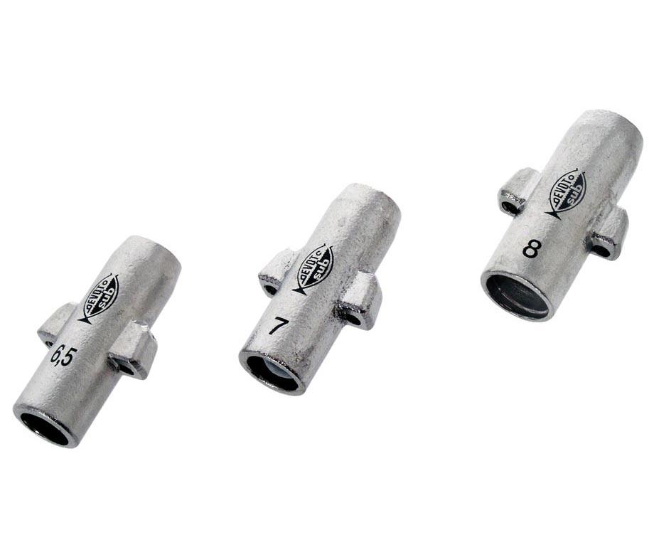 Метален конектор за линията на пневматични нарпуни - Devoto