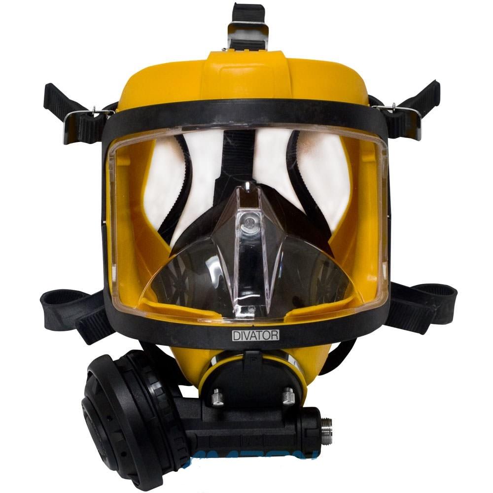 Целолицева водолазна маска DIVATOR - Interspiro