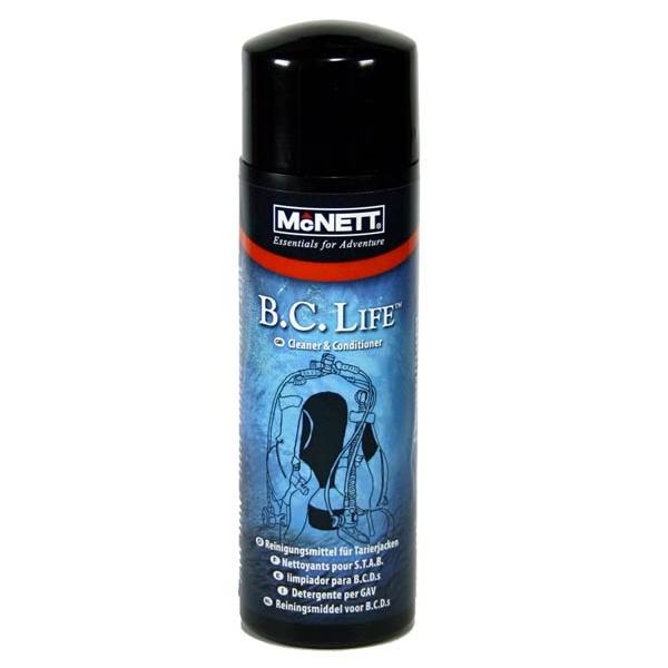 Препарат за удължаване на живота на водолазни жилетки B.C.LIFE - McNETT