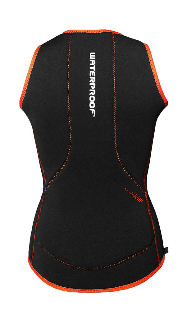Мъжко термобельо за сух водолазен костюм 3D MESH VEST - Waterproof