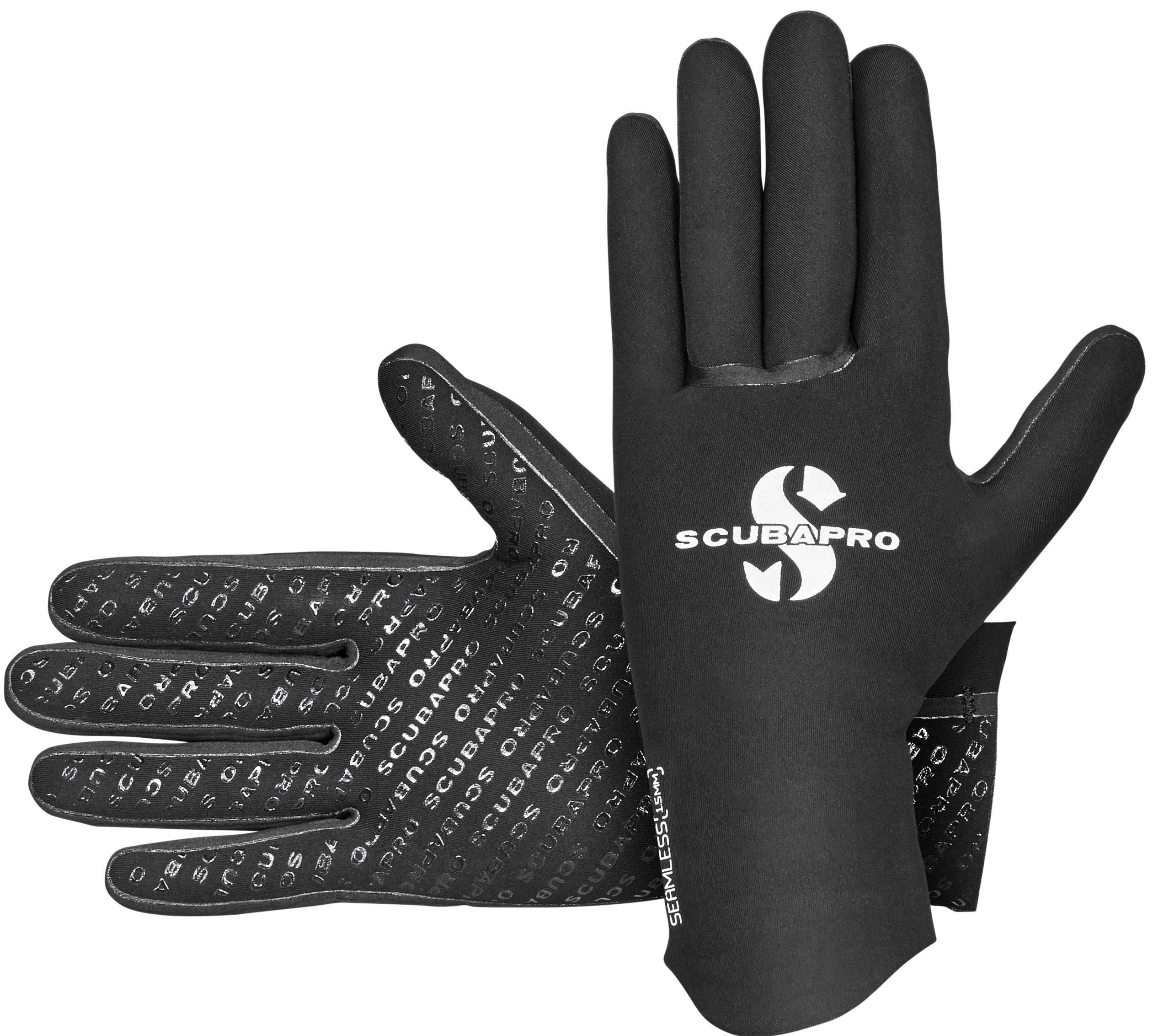 Водолазни безшевни неопренови ръкавици SEAMLESS 1.5 / 1,5 мм – Scubapro