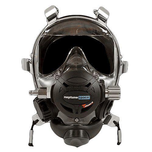Целолицева водолазна маска PREDATOR TDIVERS – Ocean Reef