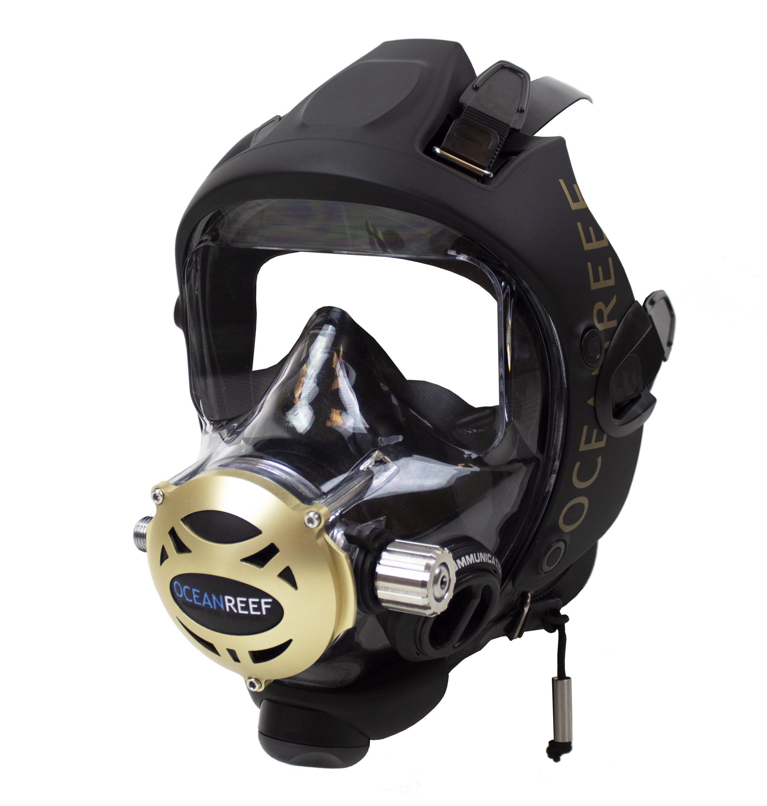 Целолицева водолазна маска PREDATOR EXTENDER – Ocean Reef