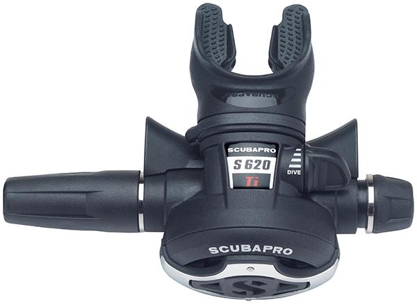 Водолазен регулатор с втора степен от Титан S620Ti / MK17 EVO – Scubapro