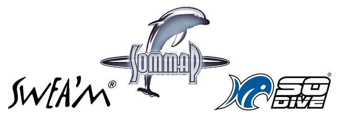 Харпун за подводен риболов SPORTLINE 75 см - Sommap