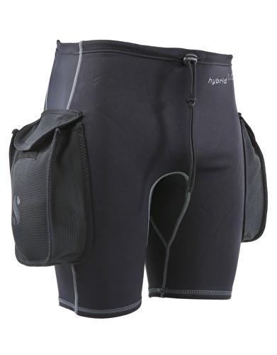Неопренови шорти с джобове HYBRID CARGO SHORT PANT - Scubapro
