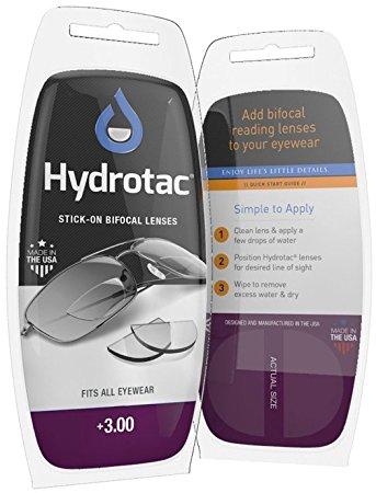 Диоптрични лещи за водолазна маска HYDROTAC ( + ) – Scubapro
