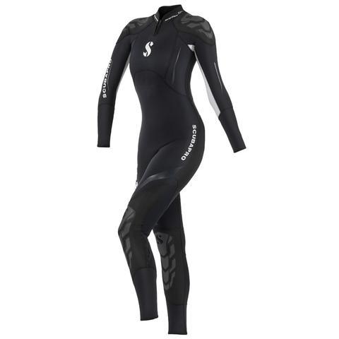 Дамски неопренов водолазен костюм EVERFLEX Lady 5/4 мм - Scubapro