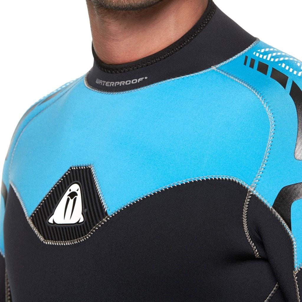 Мъжки неопренов водолазен костюм W50 Man 5 мм - Waterproof