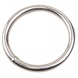 Ринг от неръждаема стомана 57 / 5 мм - Tecline