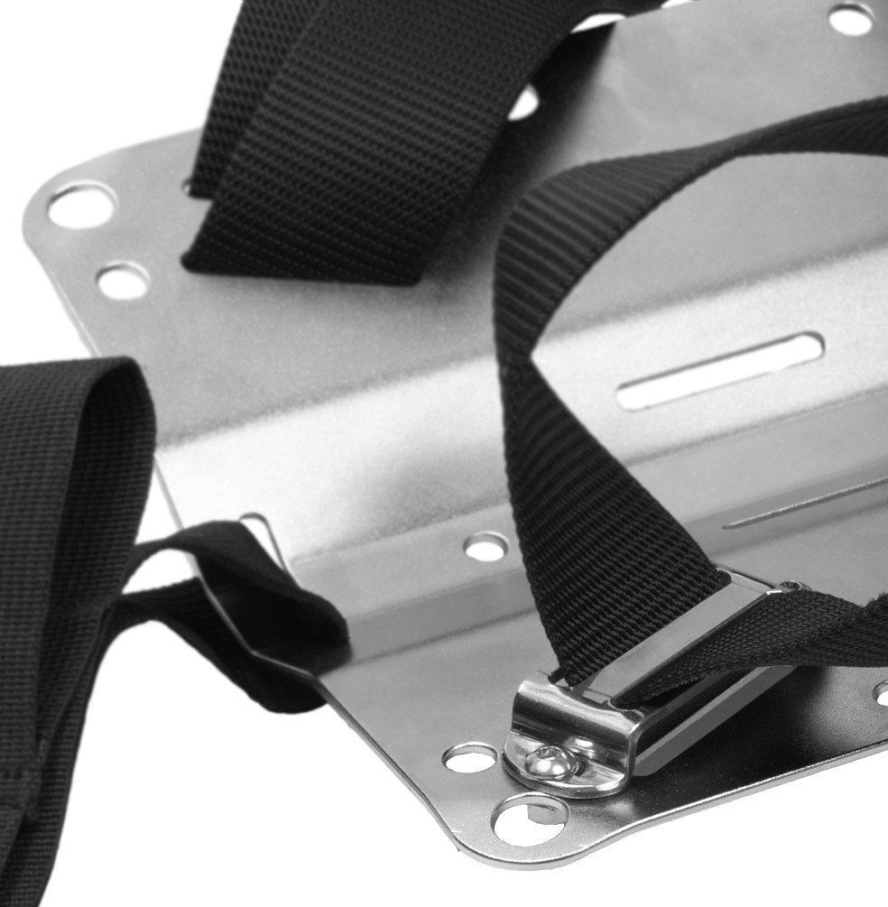 Универсален чинч адаптор за лесно освобождаване на ремъците на DIR бекплейт - Tecline