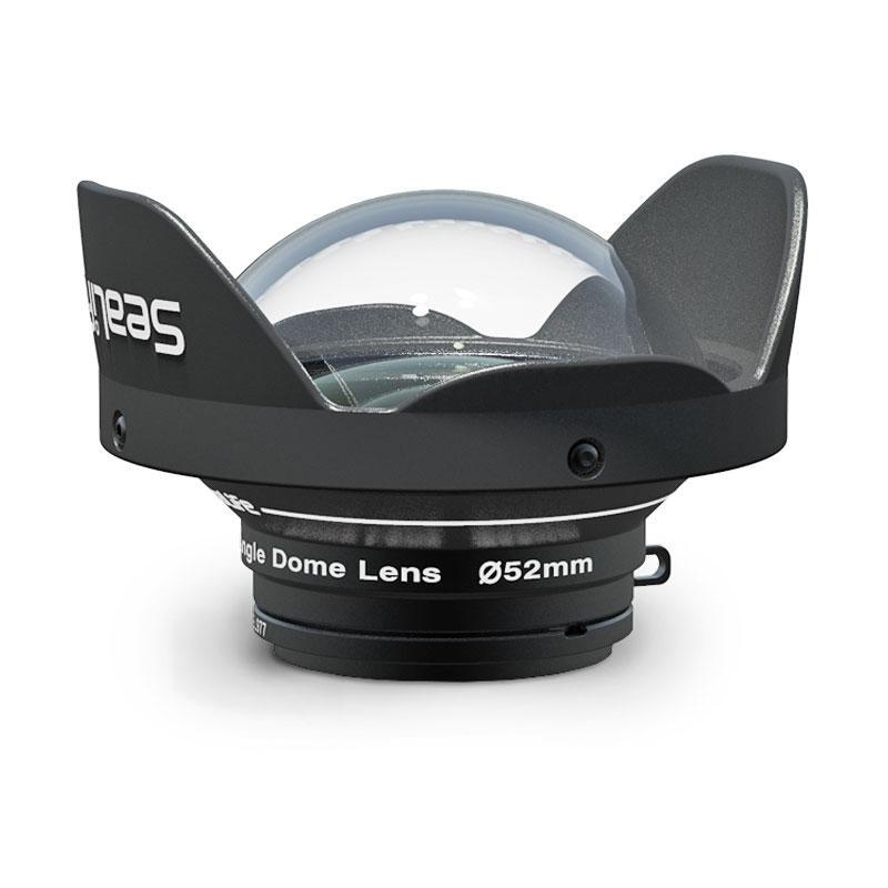 Широкоъгълен обектив SEALIFE 0,5X WIDE ANGLE DOME LENS за подводна фото-видео камера DC2000 - SeaLife