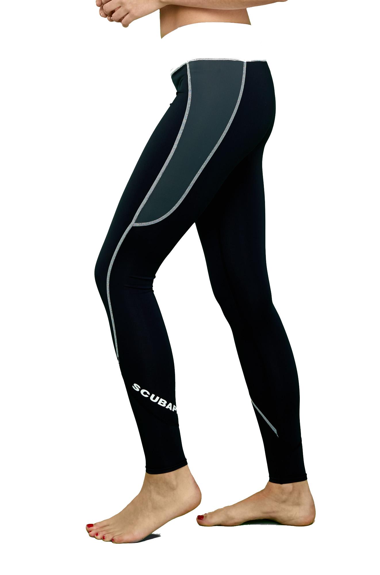 Дамска ликра с UV защита T-FLEX LEGGING GRAPHITE Lady - Scubapro