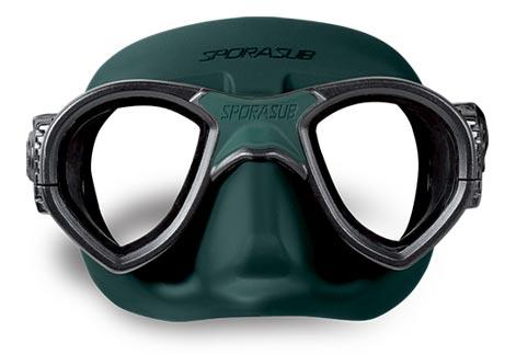 Маска за подводен риболов MYSTIC - Sporasub