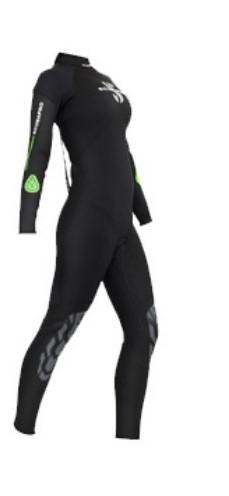 Дамски неопренов водолазен костюм ONEFLEX Back Zip Lady 5 мм - Scubapro