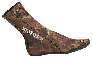 Неопренови чорапи CAMO BROWN 30 / 3 мм - Mares