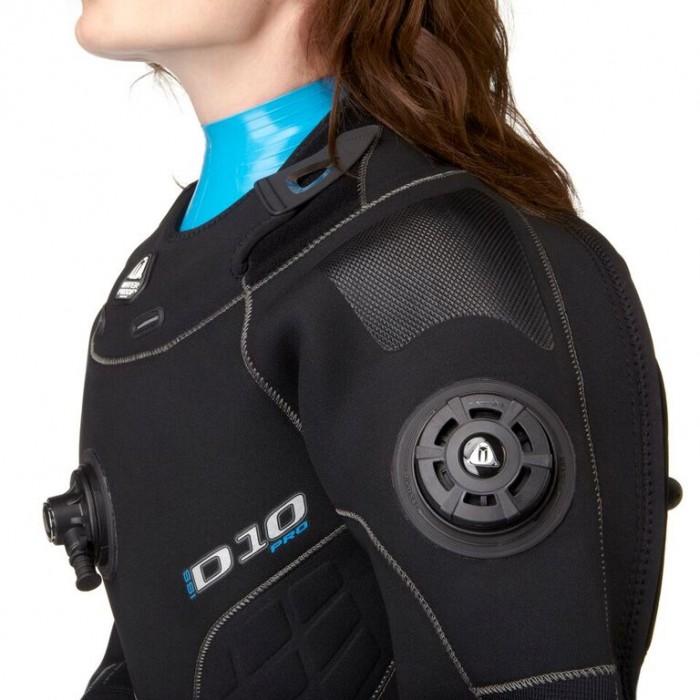 Сух водолазен костюм D10 PRO ISS - Waterproof
