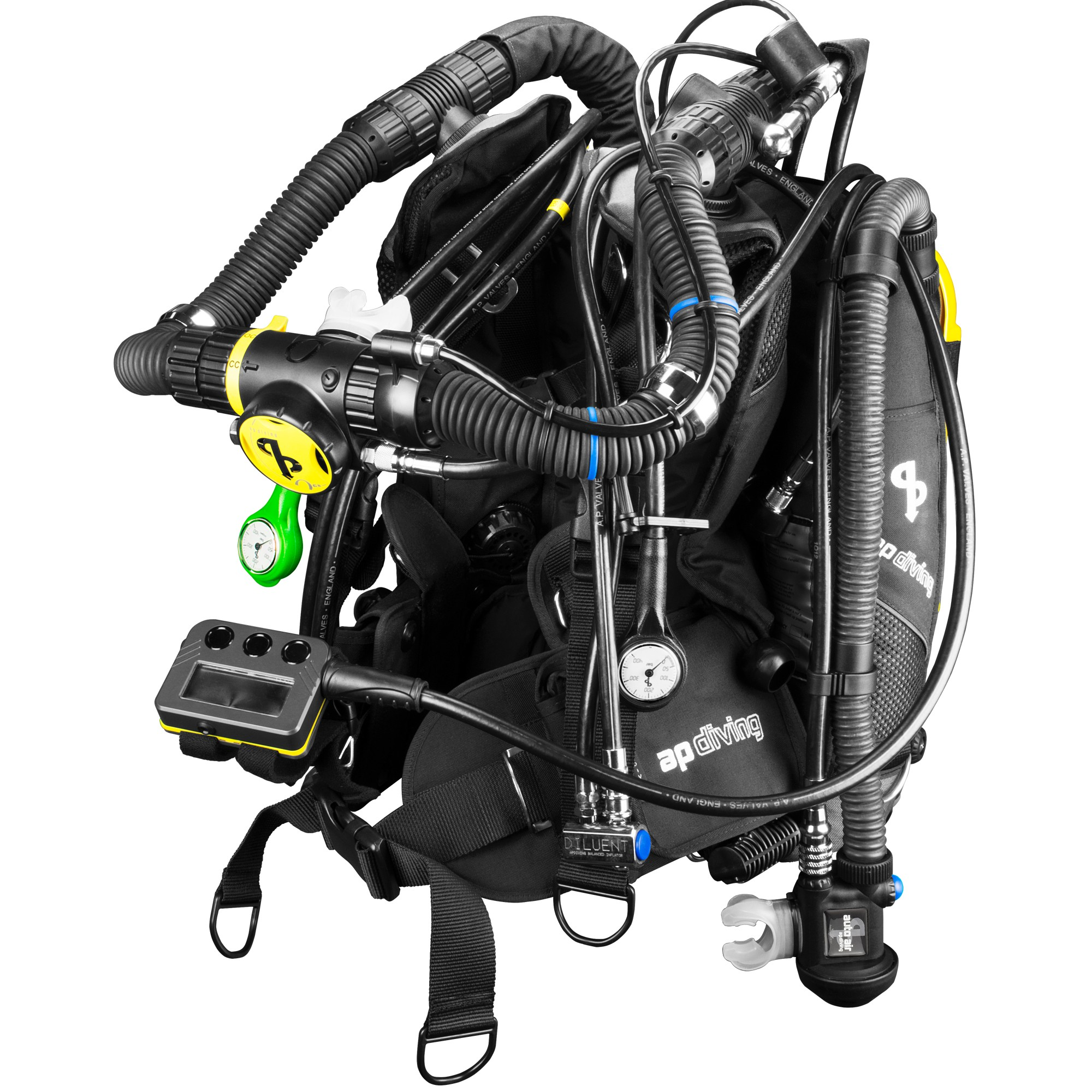 Ребридер със затворен цикъл CCR INSPIRATION EVO - Ambient Pressure