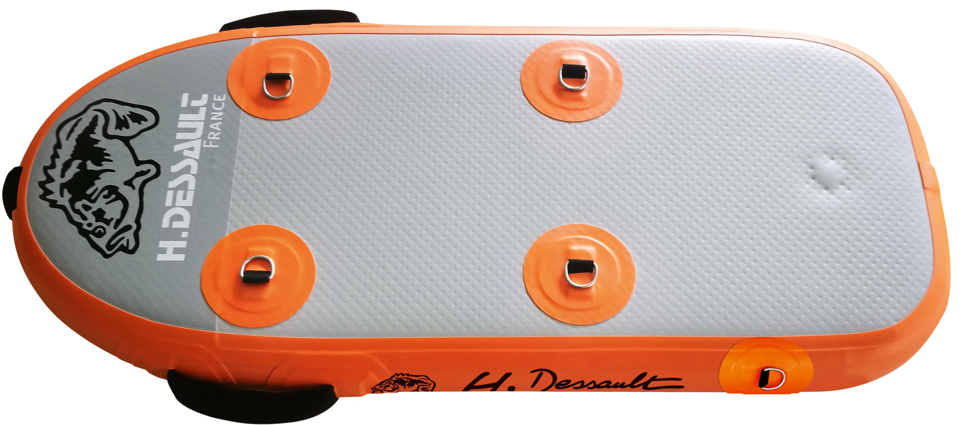 Буй тип планшет за подводен риболов ROCKET – H.Dessault