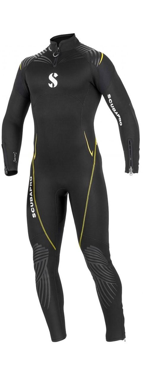 Мъжки водолазен костюм DEFINITION Man 3 мм - Scubapro