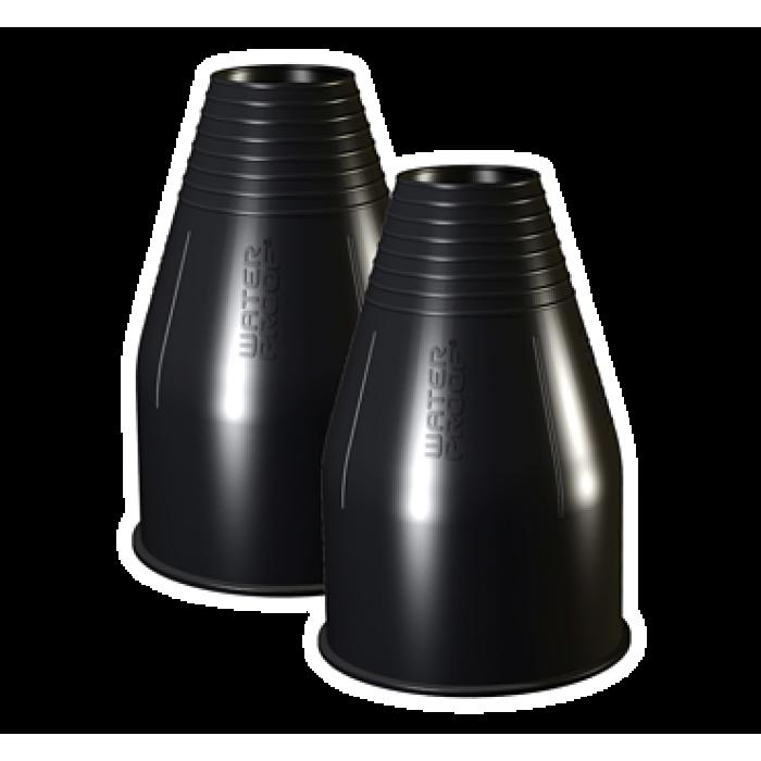 Усилени силиконови маншети за ръцете HD, за сух водолазен костюм - Waterproof