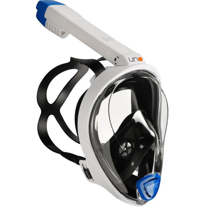 Комбинация целолицева маска и сух шнорхел ARIA UNO - Ocean Reef