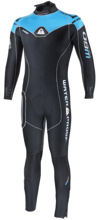 Дамски неопренов водолазен костюм W80 Woman 8 мм - Waterproof