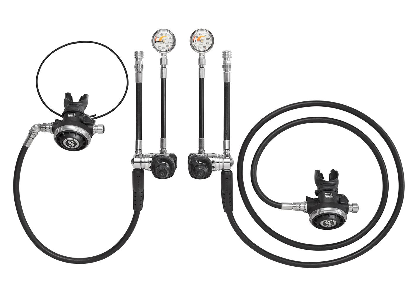 Комплект водолазни регулатори SIDEMOUNT Kit MK25 EVO / G260 - Scubapro
