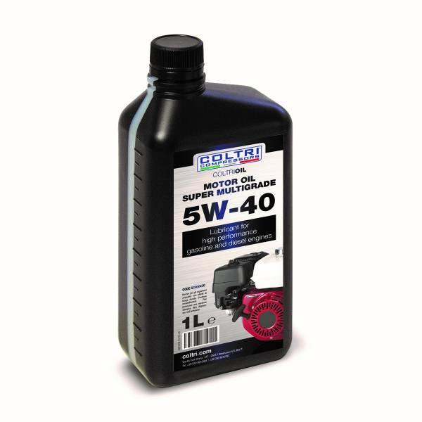 Специално моторно масло за бензинови и дизелови двигатели - Coltri