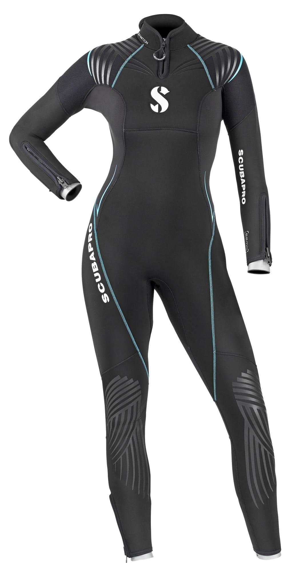 Дамски неопренов водолазен костюм DEFINITION Lady 5 мм - Scubapro