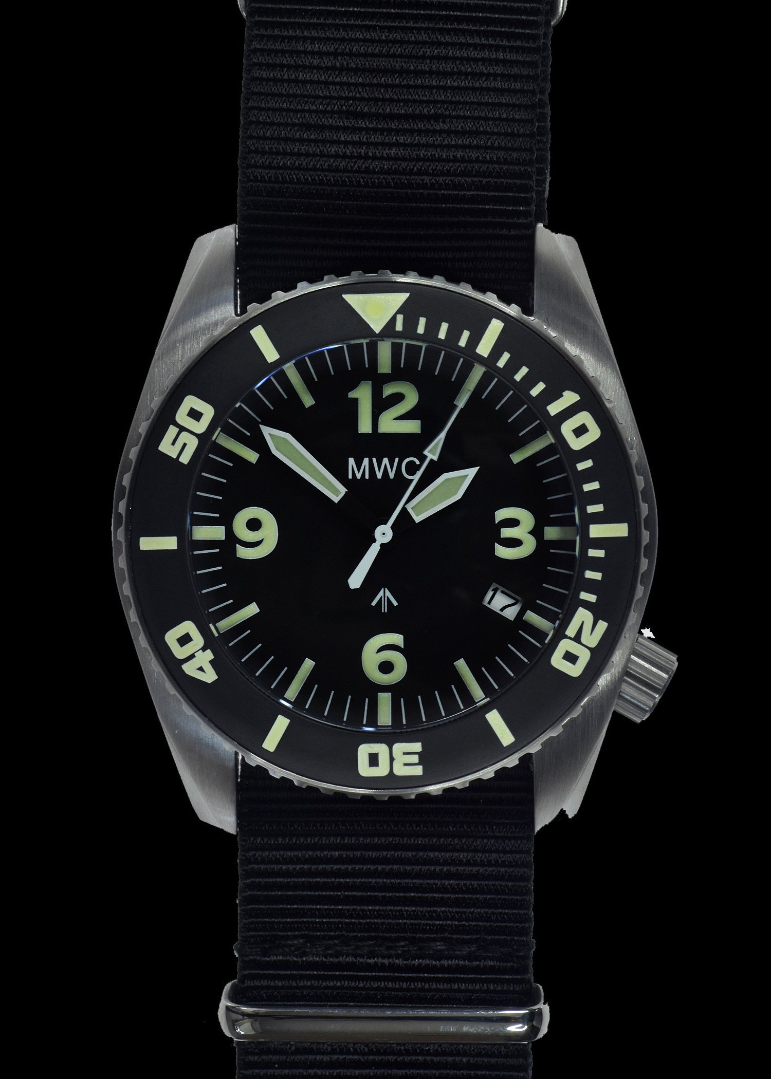 Водолазен часовник DEPTHMASTER Quartz 1000m / 100atm Military Divers Helium – MWC