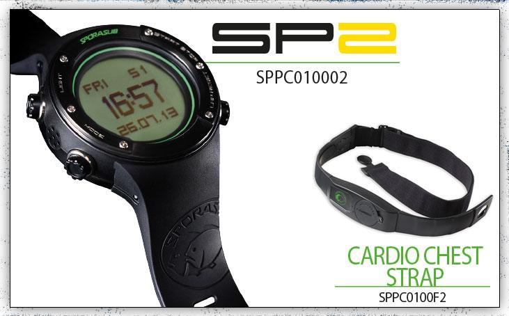 Компютър за фриидайвинг SP2 - Sporasub
