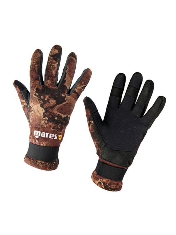 Неопренови ръкавици AMARA CAMO BROWN 20 / 2 мм - Mares
